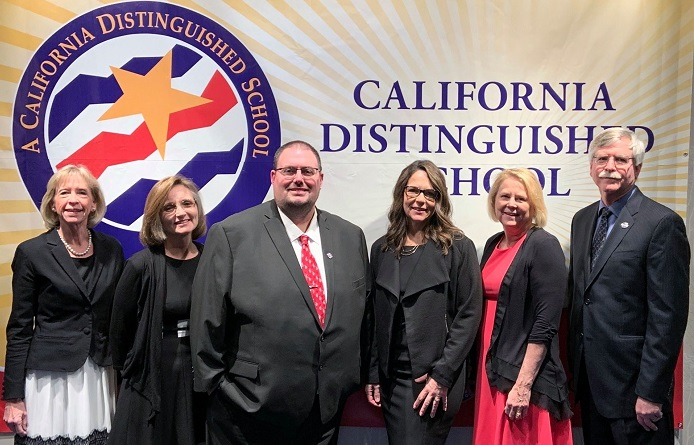 Sonoma Named CA Distinguished School 2020!